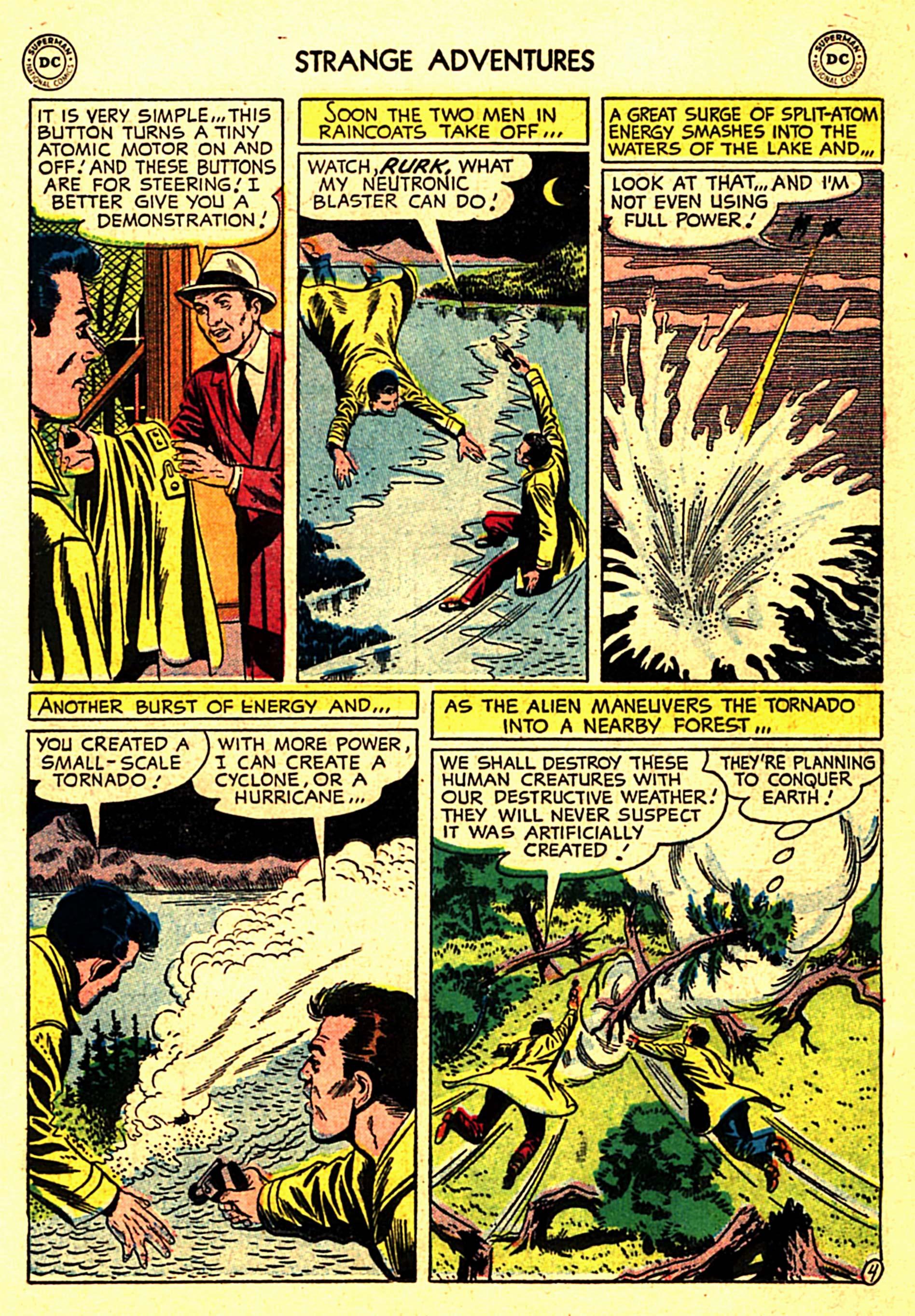 Strange Adventures (1950) issue 66 - Page 14