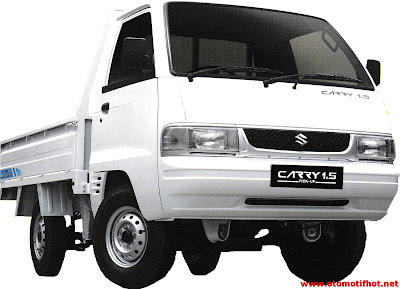 Spesifikasi Suzuki Carry