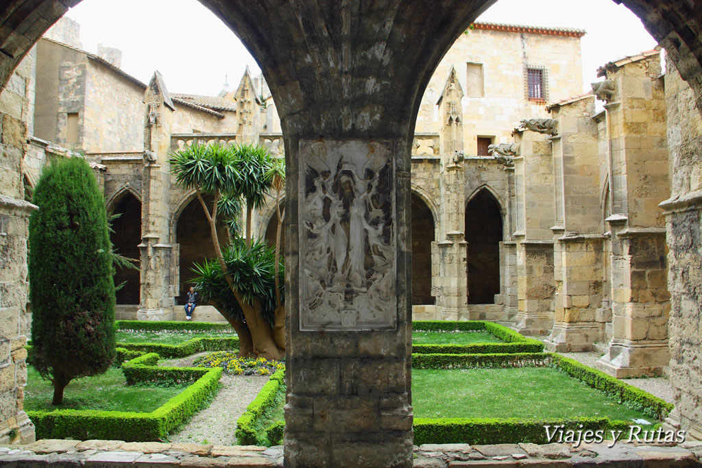 Claustro de Catedral de San Justo y San Pastor, Narbonne