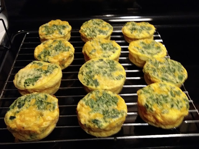 Healthy Easy Breakfast Muffins