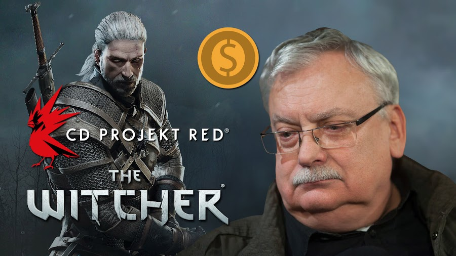 the witcher andrzej sapkowski royalties cd projekt red