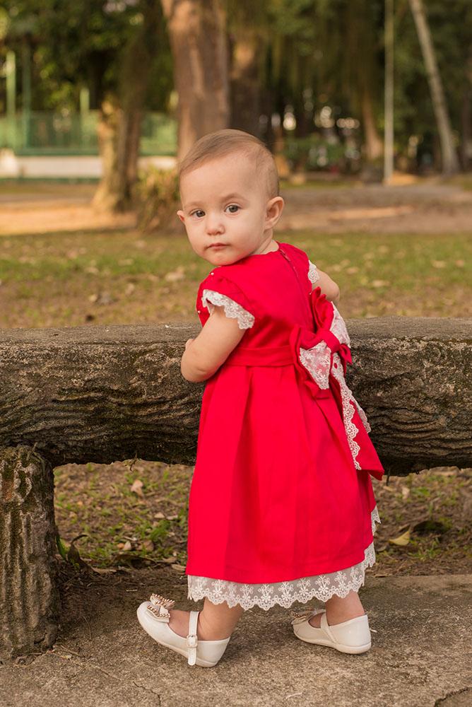 roupas de bebê- vestido petit cherie- vestido princesa