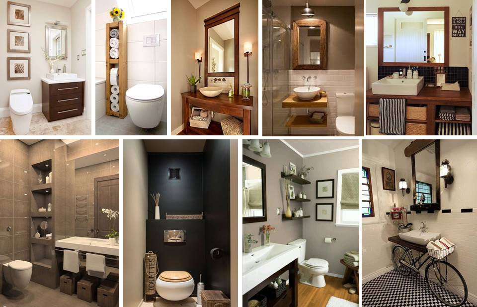 30 Best Small Bathroom Decorating Ideas, That Will Make Your Bath Awesome