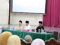 Sentilan KH. Ali Mustofa Yaquf mengenai LGBT di IAIN Antasari Banjarmasin