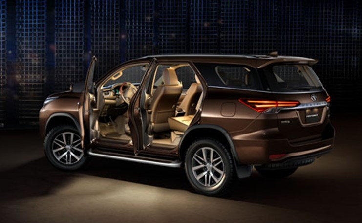 2019 All New Fortuner Survey Toyota Asia