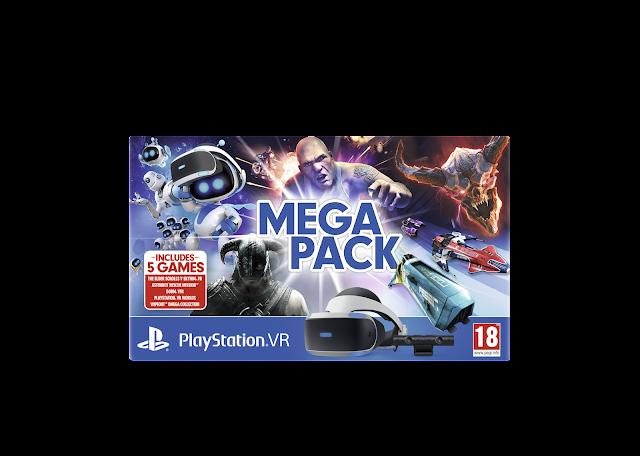 Mega Pack PlayStation®VR