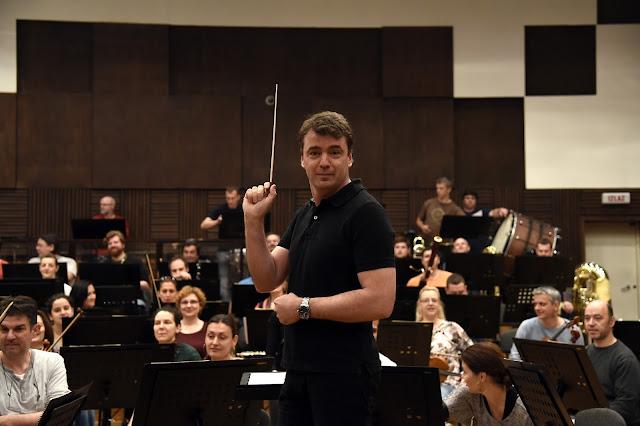 Gabrijel Felc - novi dirigent Beogradske filharmonije