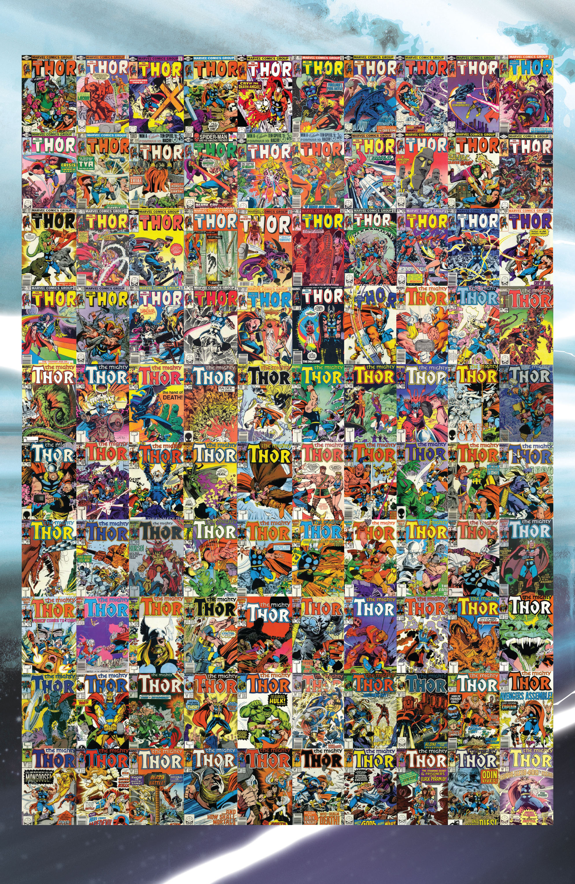 Thor (2007) Issue #600 #13 - English 90