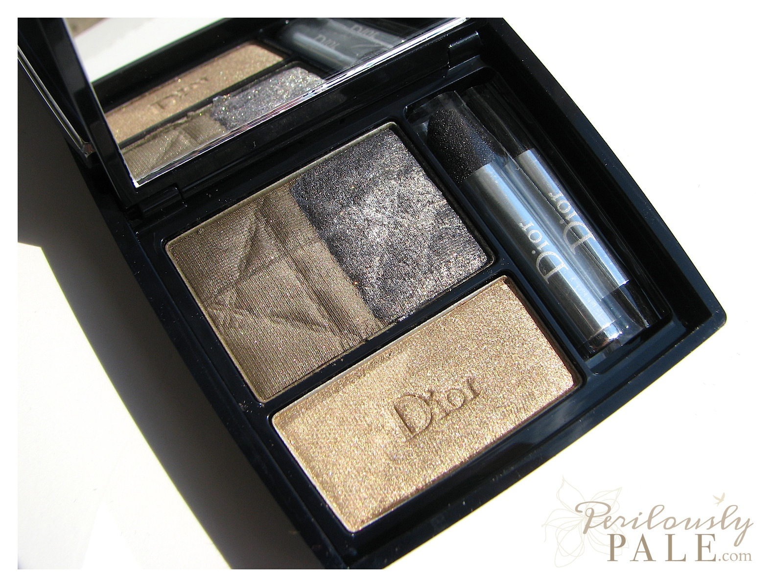 Dior 3 Couleurs Smoky Palette In 481 Smoky Khaki Photos