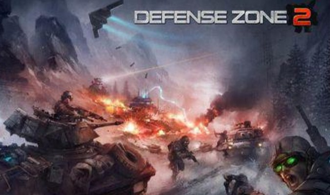 Game Tower Defense Terbaik - Defense Zone 2