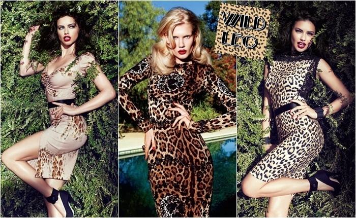 leopard print designer dresses
