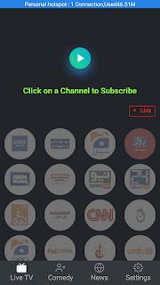 Goonj TV - screenshot 3