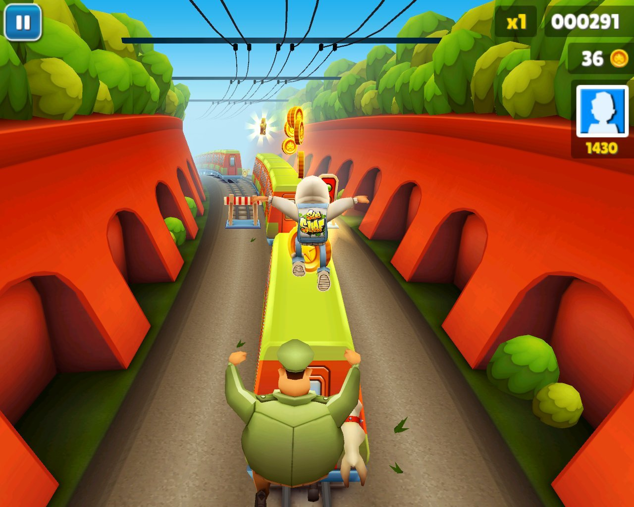 Subway Surfers For PC Full Version