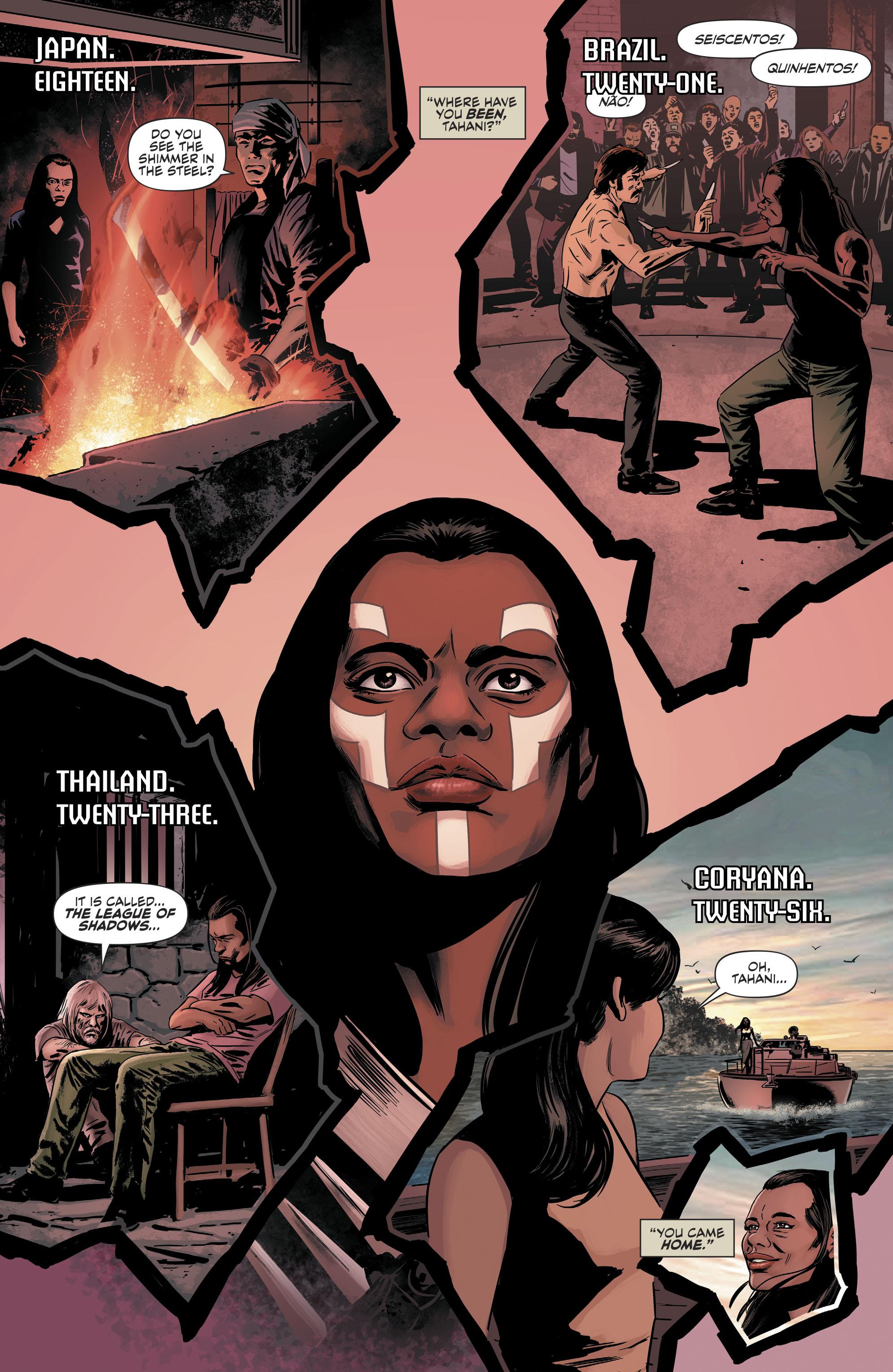Read online Batwoman (2017) comic -  Issue #4 - 5