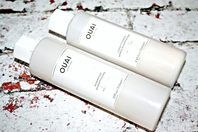 Ouai Clean Shampoo and Conditioner