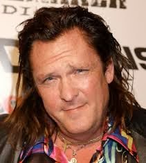 The actor Michael Madsen from Reservoir Dogs a.k.a. Mr Blonde