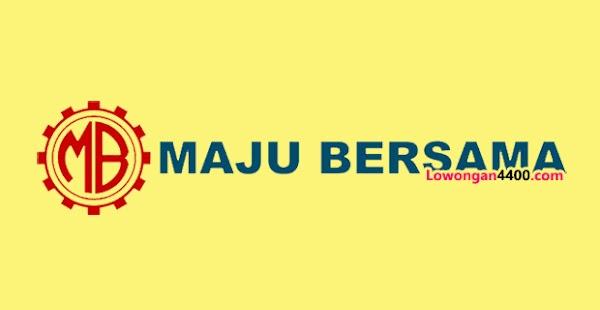 Lowongan Kerja PT. Prakarsalanggeng Majubersama Kota Tangerang