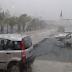 Ηπειρο: Χαλάζι και πλημμύρες από τα έντονα φαινόμενα