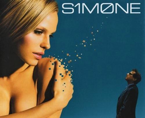 Simone o S1m0ne; la muerte de lo real