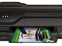 HP Officejet 7610 Driver Download - Printer Review