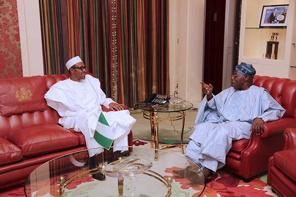 Obasanjo-visits-Buhari