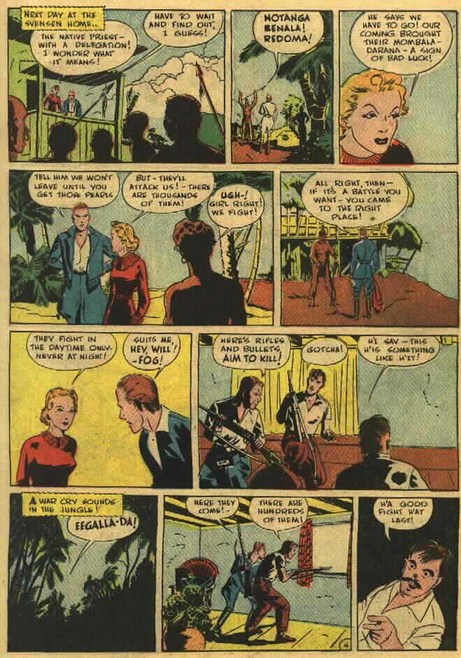Read online Action Comics (1938) comic -  Issue #26 - 31
