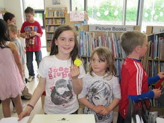 Easter Book Hunt at Scariff Library #2