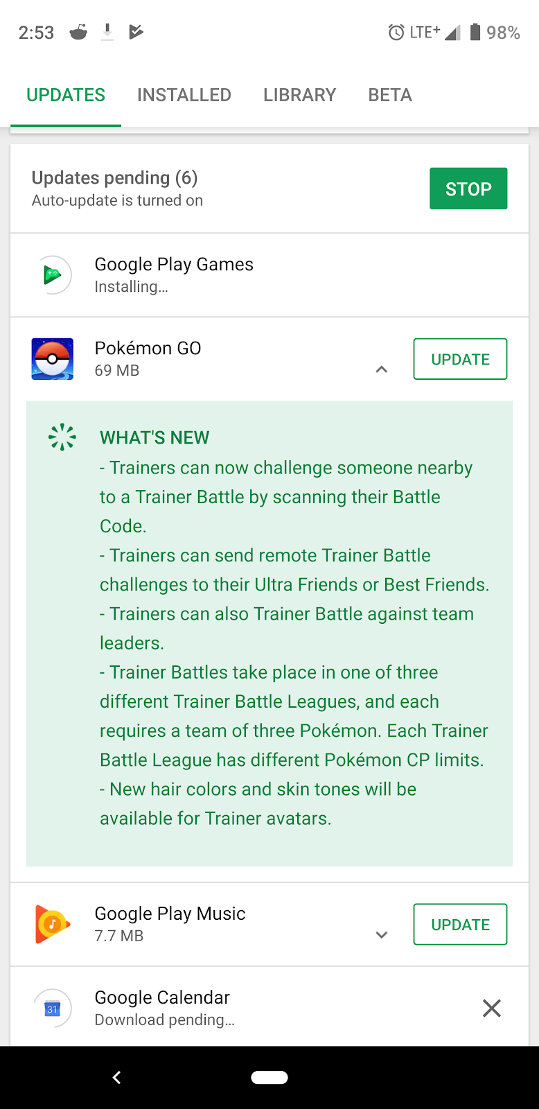 Pokemon go download pending | How to Download the New 'Pokemon Go