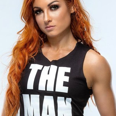 Becky Lynch 'THE MAN' t-shirt.