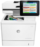 HP Color LaserJet MFP M577 Series Driver & Software Download