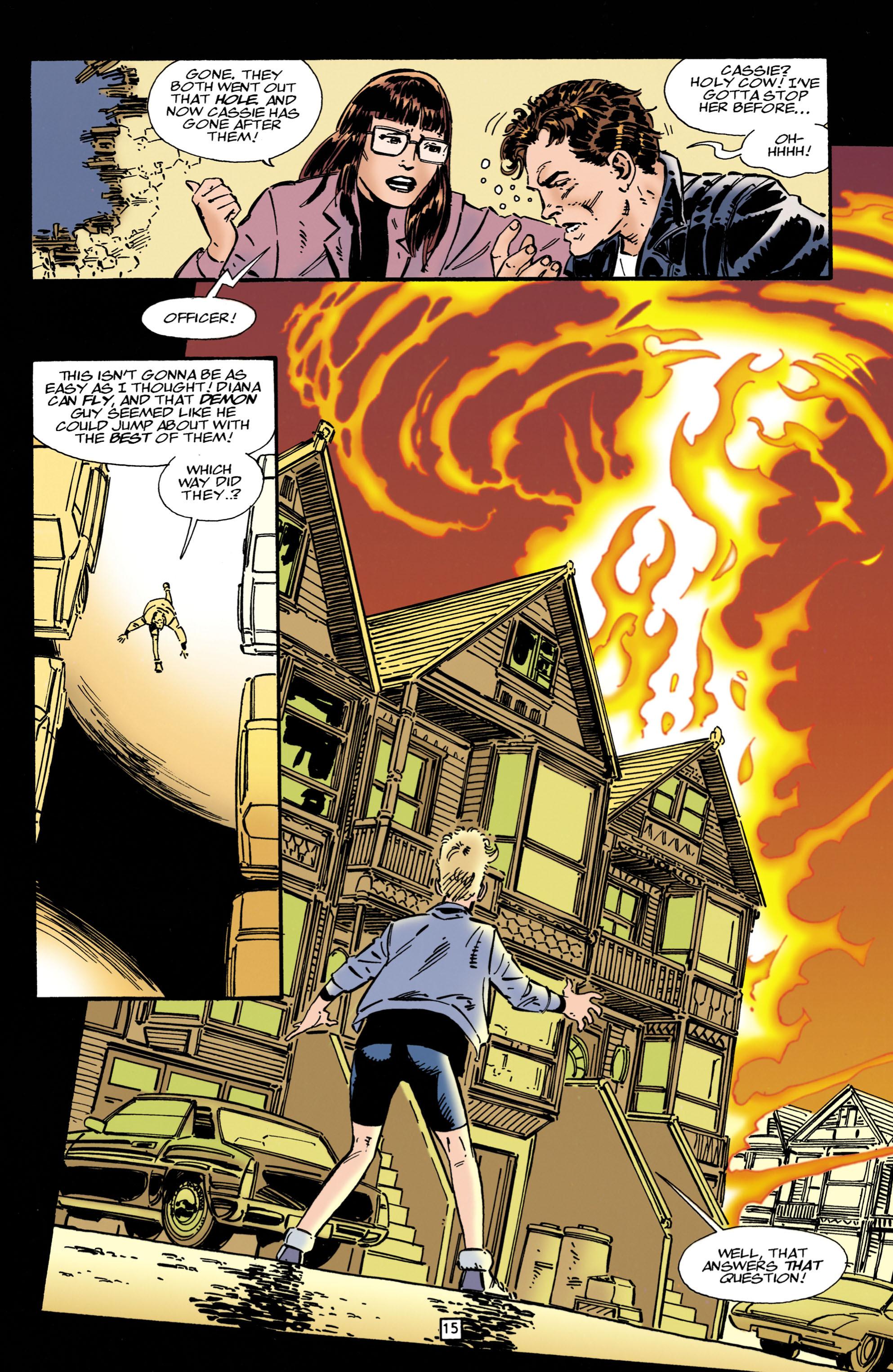 Read online Wonder Woman (1987) comic -  Issue #107 - 15