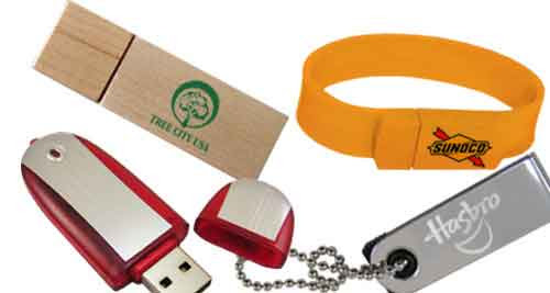 Gift Your Corporate Clients a Personalized USB Flash Drive