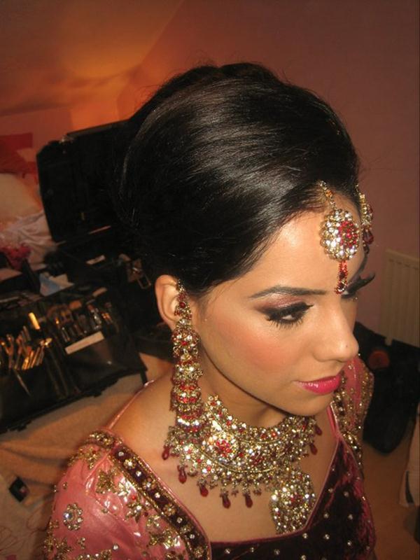 Asian Bridal Hairstyles - Latinas Sexy Pics