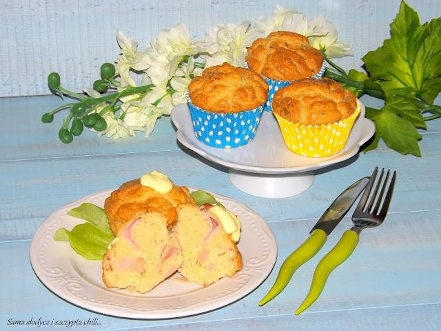 Wytrawne muffinki z bezglutenowej mąki jaglanej Incola.