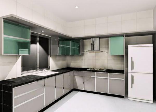 Jenis Kabinet Dapur Terkini