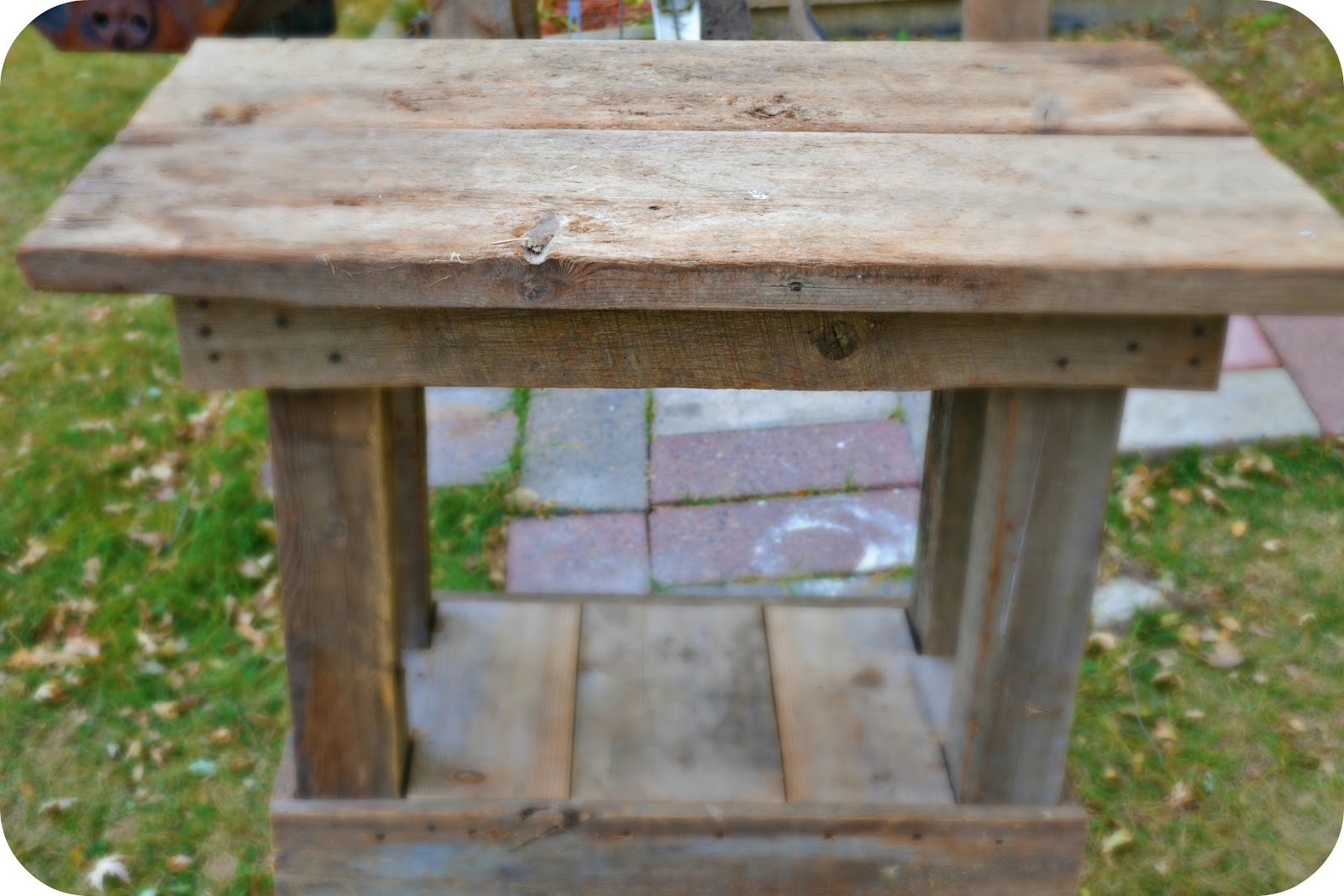 Reclaimed Wood Project Guy Diy