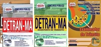 Apostila Concurso DETRAN-MA