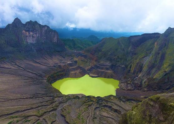 Rute Jalur Menuju Wisata Gunung Kelud Blitar Kediri Baiklah Langsung