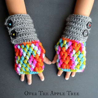 Fall and Winter Crochet by Over The Apple Tree