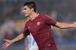 Cuplikan Gol Roma vs Qarabag 1-0