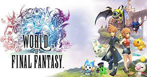 Free Download PC Game World of Final Fantasy