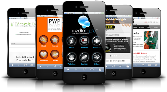 Mobile App and Website - Now It Is The Time To Get Mobile Website And Apps
