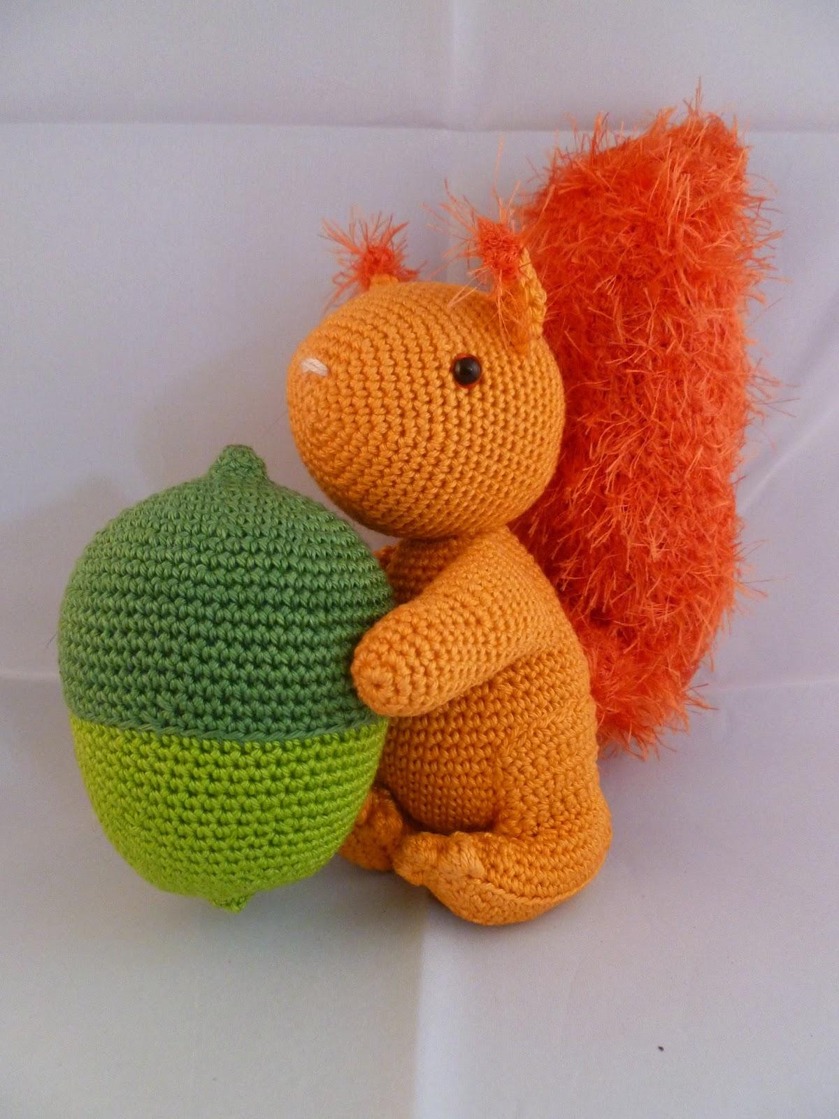 Annes Crochet Palace Kort Overzicht Gemaakte Kleine Knuffels 2013