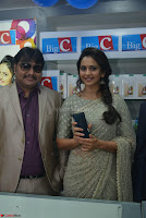 Rakul Preet Singh in a Designer saree at Launch of BIG C Show room at  Kurnool ~ Celebrities Galleries 059.jpg