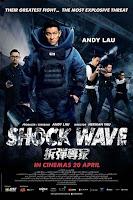 Shock Wave (2017) Poster