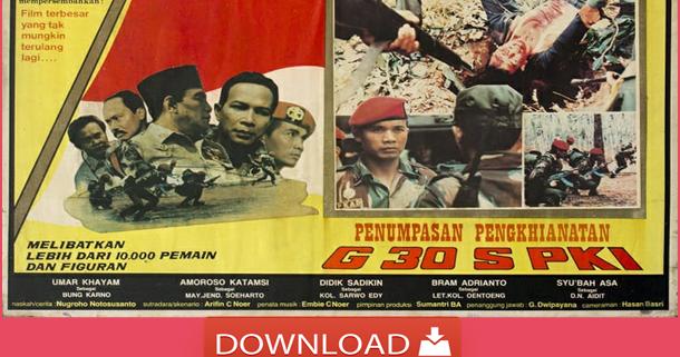 Download Film G30SPKI Full Movie, Kisah Pengkhianatan