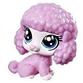 LPS Series 1 Teensie Pets Whimsy Lapoodle (#1-116) Pet