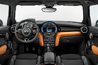 Mini Cooper S Seven 5-Door Hatch (2016) Dashboard