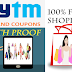 latest update how to free shopping in paytm /paytm pe free shopping kese kare 2018