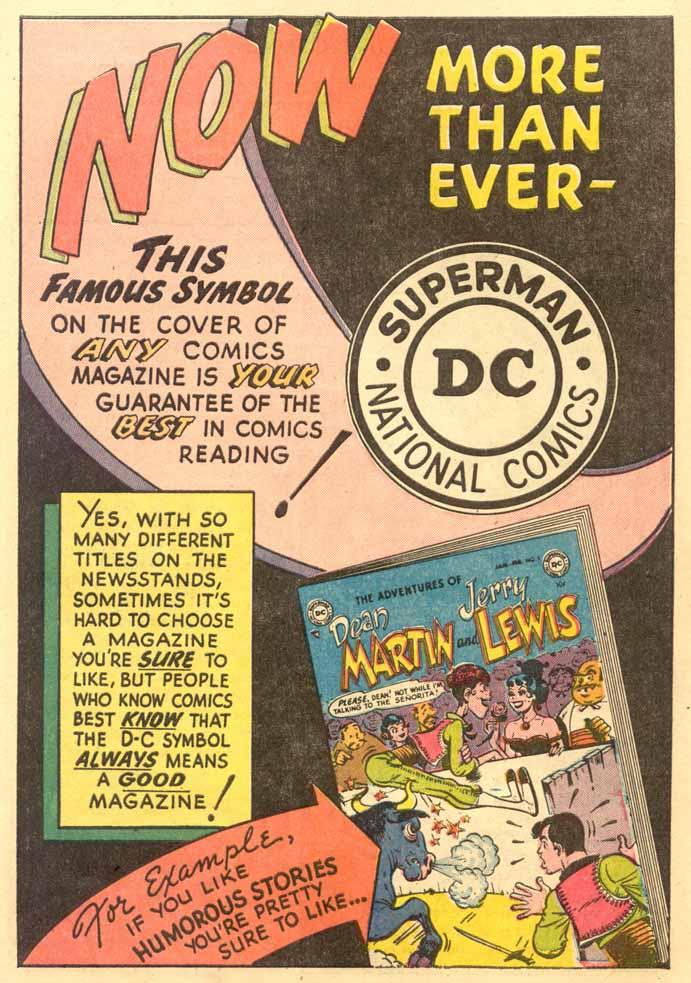 Read online Detective Comics (1937) comic -  Issue #191 - 33